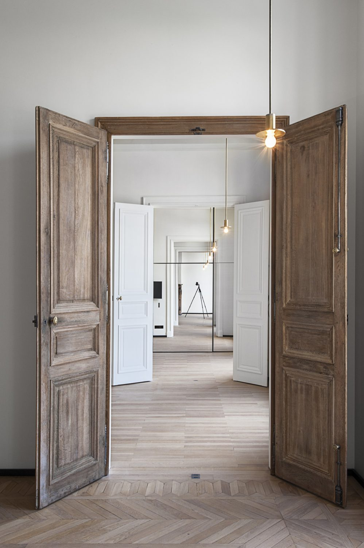 Philippe Boisselier - Appartement Place des Vosges 6