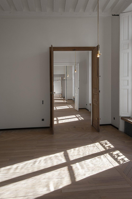 Philippe Boisselier - Appartement Place des Vosges 7