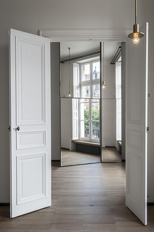 Philippe Boisselier - Appartement Place des Vosges 10