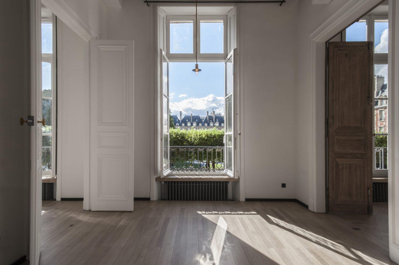 Philippe Boisselier - Appartement Place des Vosges 2