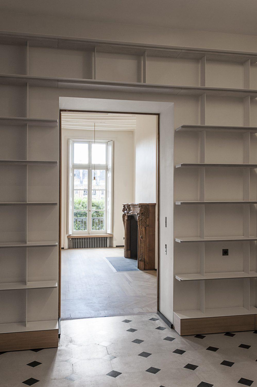 Philippe Boisselier - Appartement Place des Vosges 5