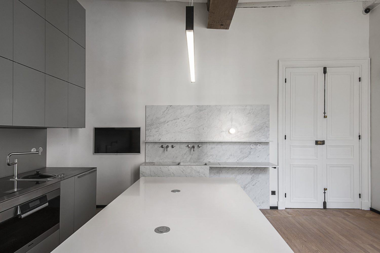 Philippe Boisselier - Appartement Place des Vosges 16
