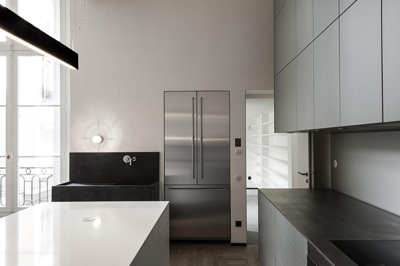 Philippe Boisselier - Appartement Place des Vosges 18
