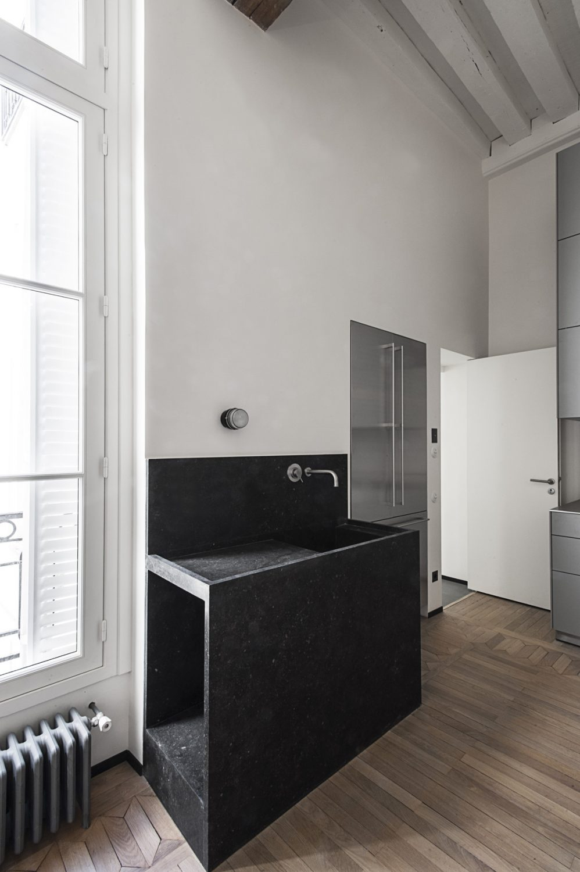 Philippe Boisselier - Appartement Place des Vosges 17