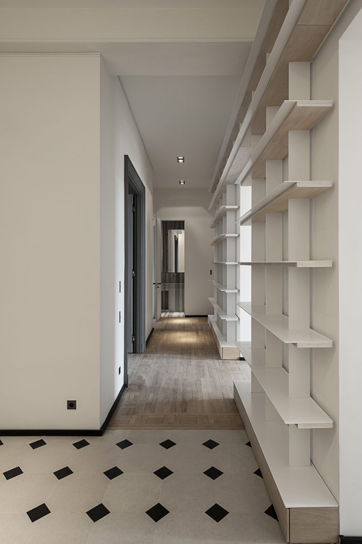 Philippe Boisselier - Appartement Place des Vosges 3