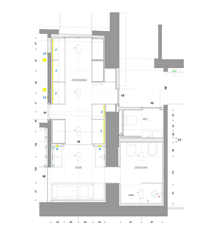 Philippe Boisselier - Appartement Place des Vosges 11