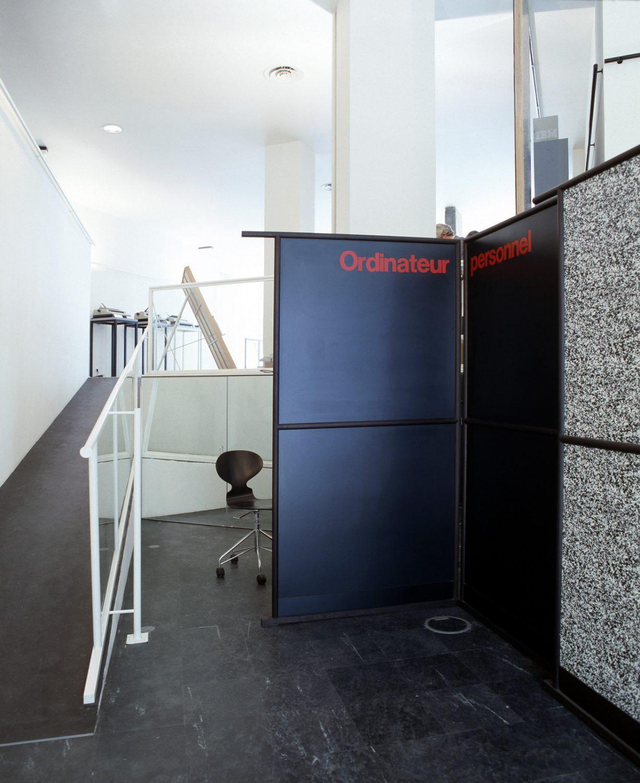 Philippe Boisselier - IBM France, mobilier 4