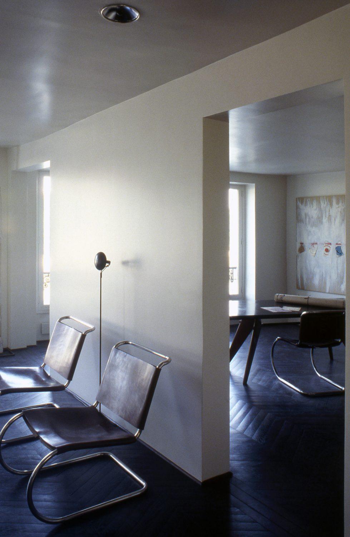 Philippe Boisselier - Appartement Marbrier 5
