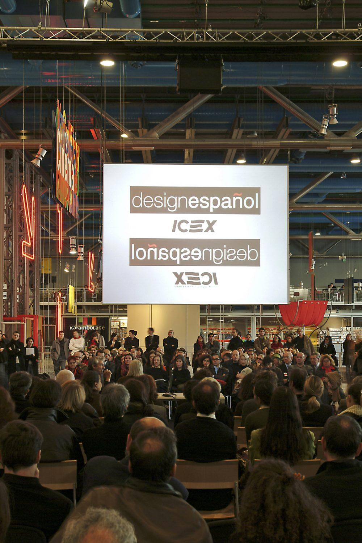 Philippe Boisselier - Design Espagnol Beaubourg 3