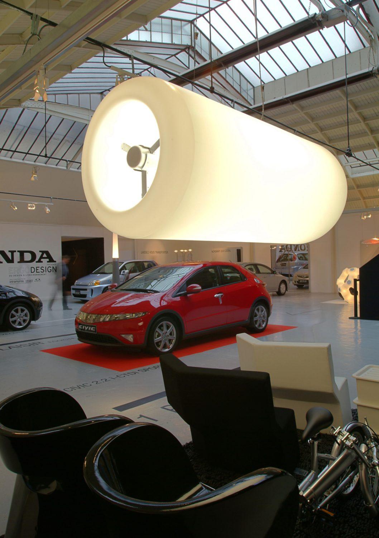 Philippe Boisselier - Ergo Design Honda 3