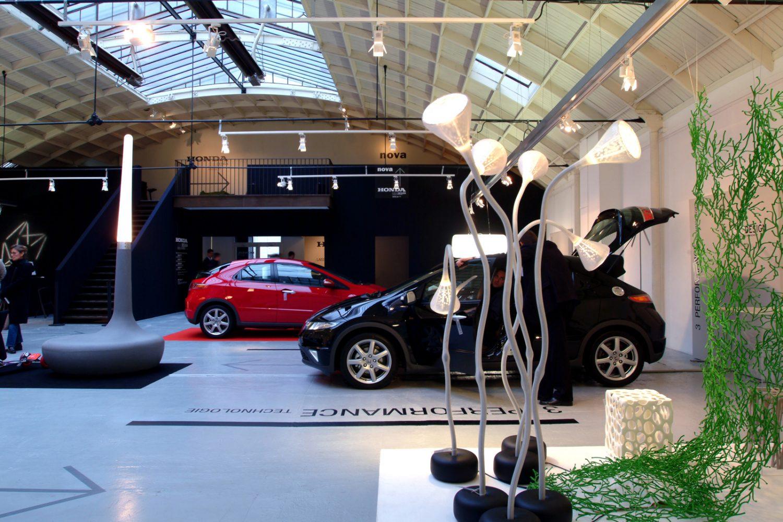 Philippe Boisselier - Ergo Design Honda 4