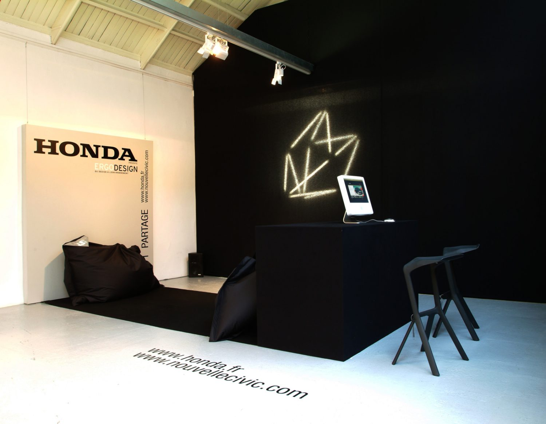 Philippe Boisselier - Ergo Design Honda 6