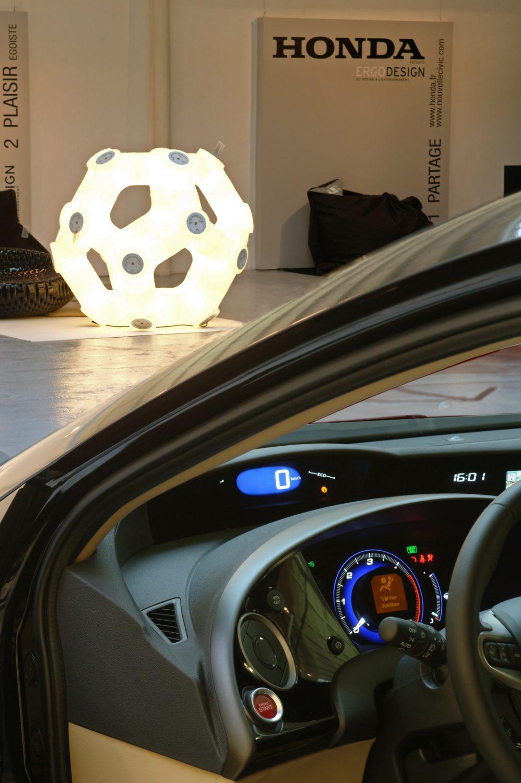Philippe Boisselier - Ergo Design Honda 1