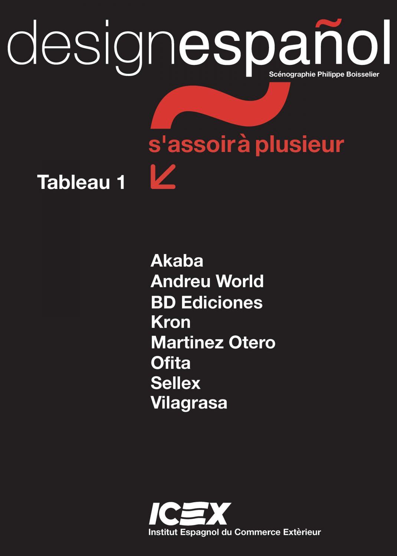 Philippe Boisselier - Design espagnol 2