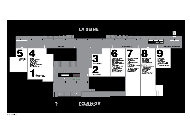 Philippe Boisselier - Now! le off, Docks en Seine 1