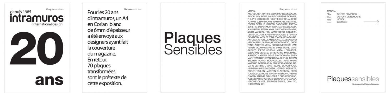 Philippe Boisselier - Plaques sensibles 2