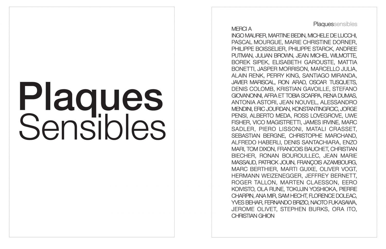 Philippe Boisselier - Plaques sensibles 3