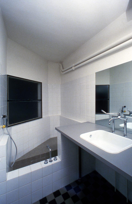 Philippe Boisselier - Hamaide, salle de bain 1