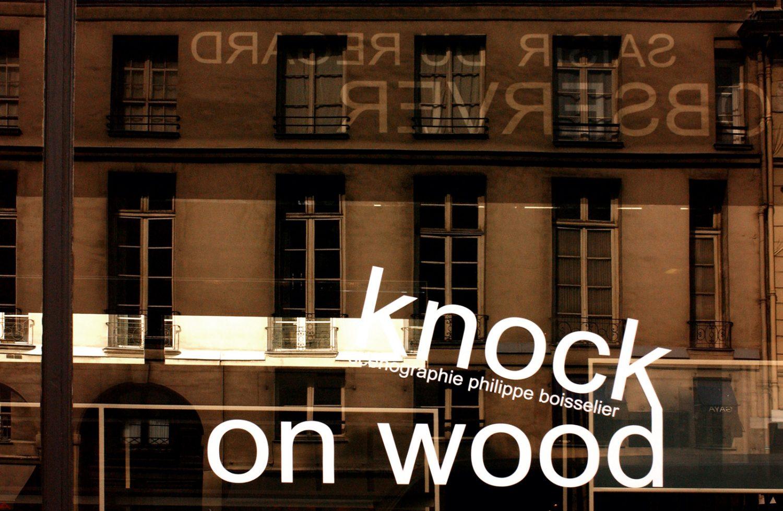 Philippe Boisselier - Knock on wood, Designer's Days 1