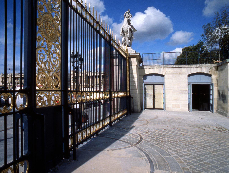 Philippe Boisselier - Librairie Jardin des Tuileries 1