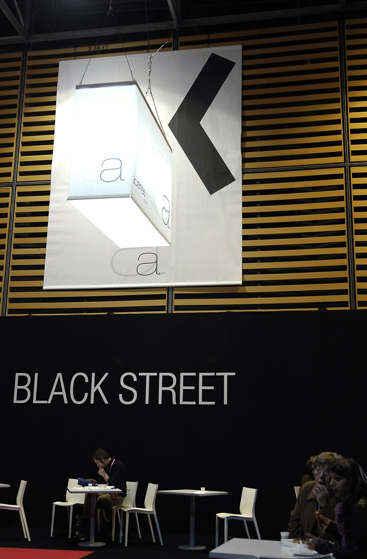 Philippe Boisselier - Black Street 1