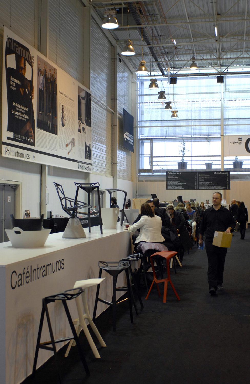 Philippe Boisselier - Café-expo Grcic 1
