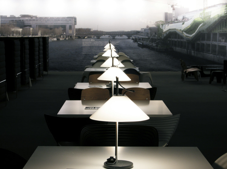 Philippe Boisselier - Café Docks en Seine-intramuros 1