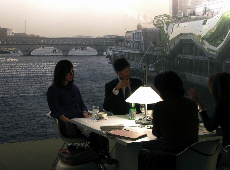 Philippe Boisselier - Café Docks en Seine-intramuros 7