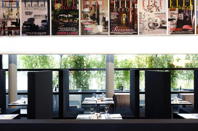 Philippe Boisselier - Cafés ELLE DECO 1