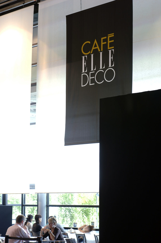 Philippe Boisselier - Cafés ELLE DECO 2