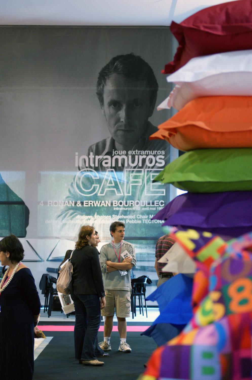 Philippe Boisselier - Café intramuros-extramuros 2