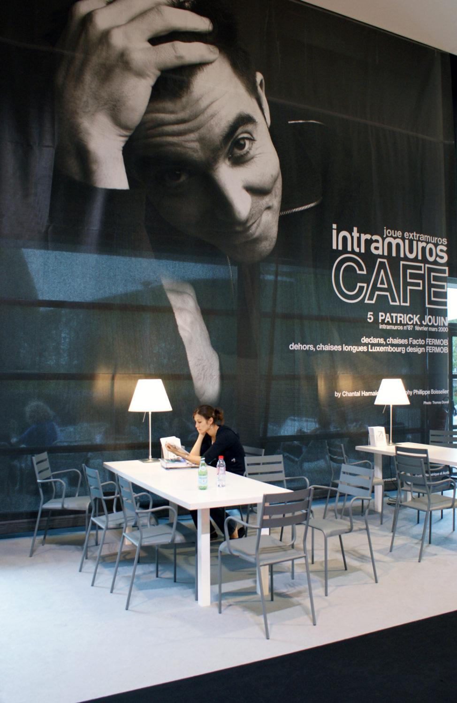 Philippe Boisselier - Café intramuros-extramuros 1