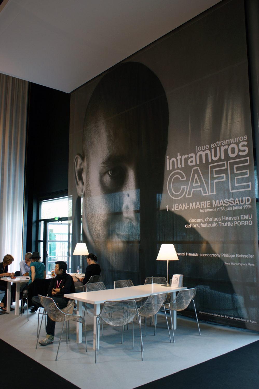 Philippe Boisselier - Café intramuros-extramuros 3