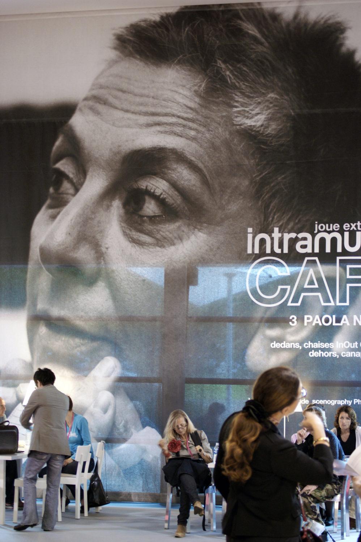 Philippe Boisselier - Café intramuros-extramuros 4