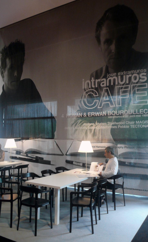 Philippe Boisselier - Café intramuros-extramuros 5