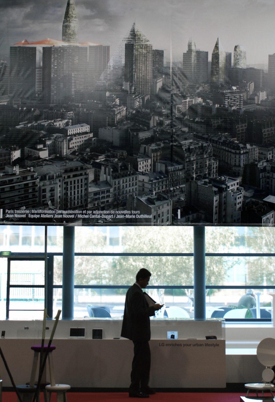 Philippe Boisselier - Urban café – LG 4
