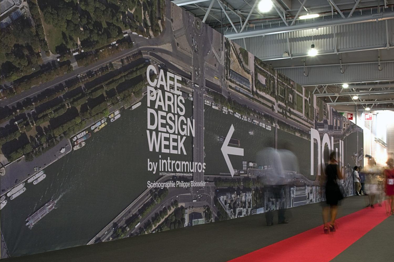 Philippe Boisselier - Café Paris Design Week 1