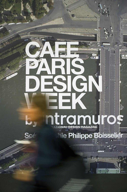 Philippe Boisselier - Café Paris Design Week 2