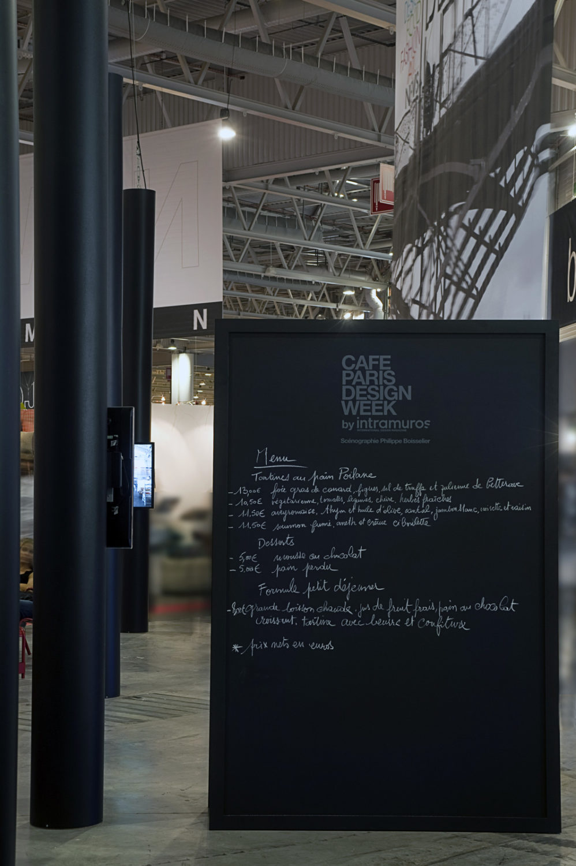 Philippe Boisselier - Café Paris Design Week 3