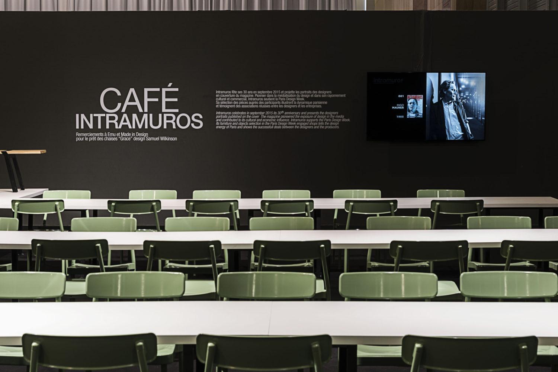 Philippe Boisselier - Café, Emu – Made in Design 3