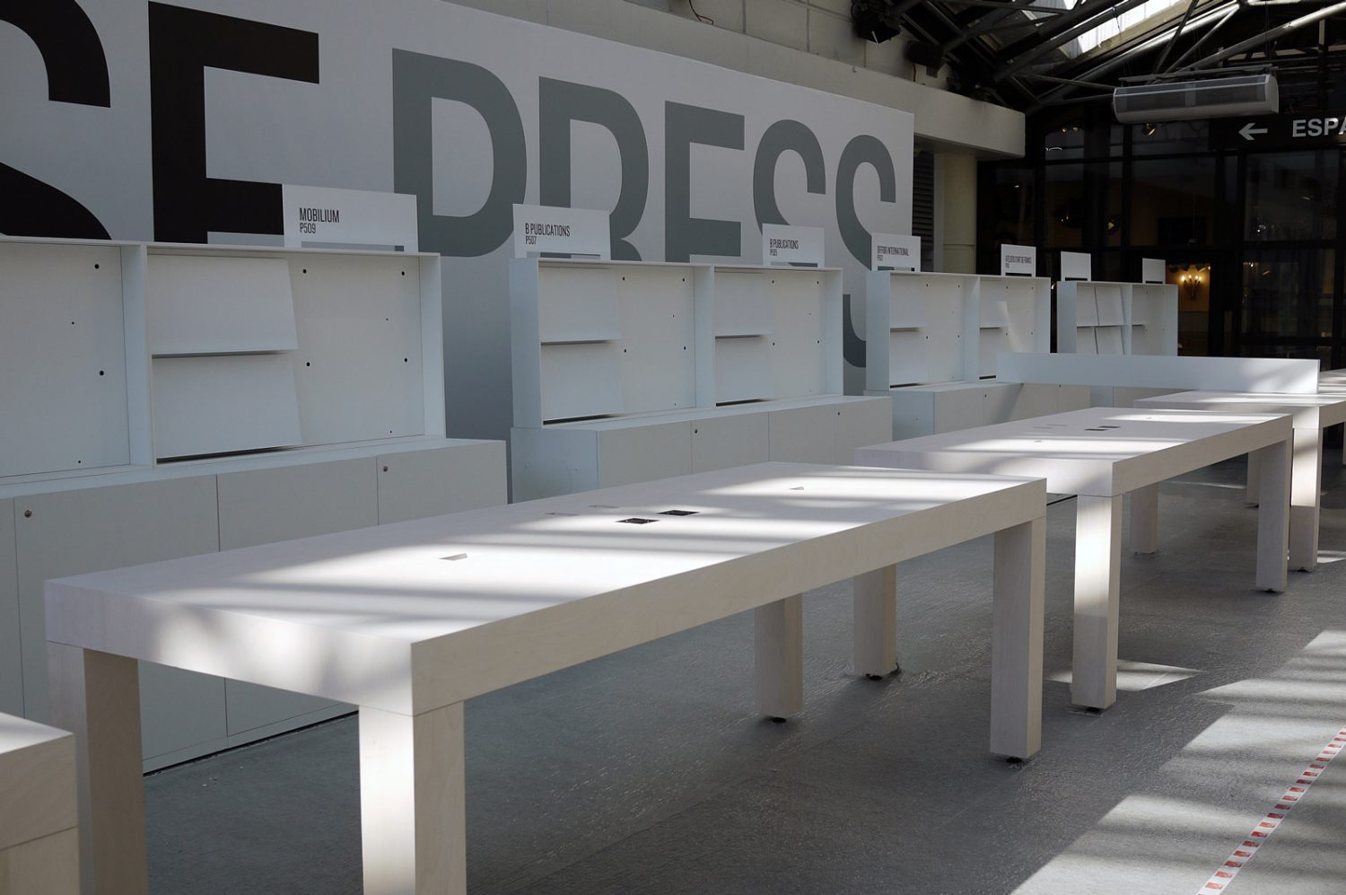Philippe Boisselier - Stands presse M&O 3