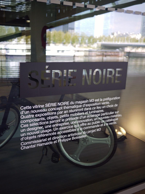Philippe Boisselier - M3, Série noire, Docks en Seine 1